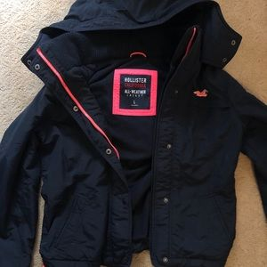 Hollister Women's jacket